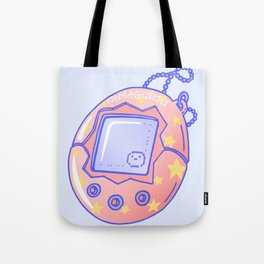 Tamagotchi Memories Tote Bag