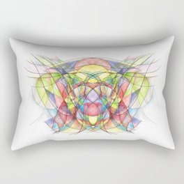 You Are the Wind to Me ❤ Rectangular Pillow