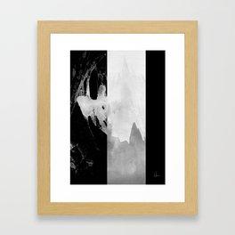 Dark Cloud Framed Art Print