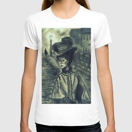 Whitechapel by Gaslight (First Version) T-shirt