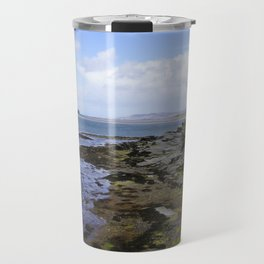 Rocky Waters Travel Mug