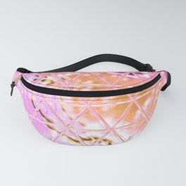 Triangle Glass Tiles 76 Fanny Pack