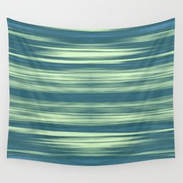 Abstraction Serenity in Afternoon at Sea Wall Tapestry