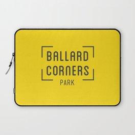 Ballard Corners Park Laptop Sleeve