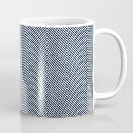 Stitch Weave Geometric Pattern Coffee Mug