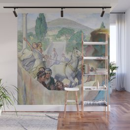 The Golden Age is Over Wall Mural