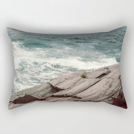 Until The End Rectangular Pillow
