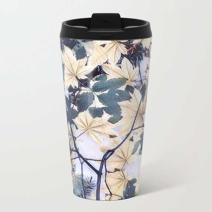 Summer Dreams Metal Travel Mug