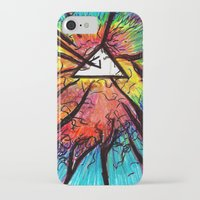 floyd iPhone & iPod Cases featuring Floyd Forest by TheSeed91