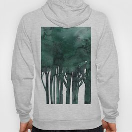 Tree Impressions No.1D by Kathy Morton Stanion Hoody
