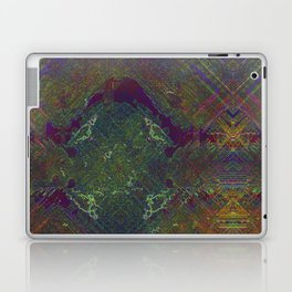 The First Fungal City of Mars Laptop & iPad Skin