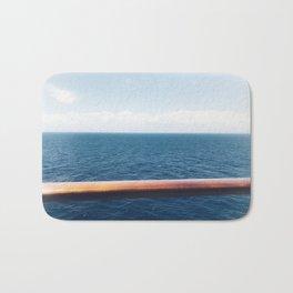 The Open Sea Bath Mat