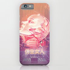BIONIC WOMAN iPhone 6s Slim Case