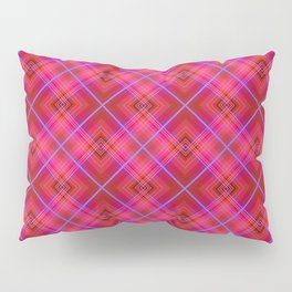 Red raspberry in a cage . Pillow Sham