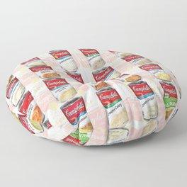 Campbell's Soup Floor Pillow