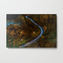 Cove Road Metal Print