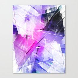 Replica - Geometric Abstract Art Canvas Print