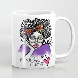 #STUKGIRL AVE Coffee Mug