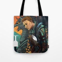 In Peace Vigilance Tote Bag