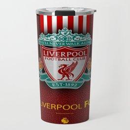 Fc Liverpool My Favorite Sport Team Travel Mug