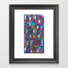 Viva La France 7 Framed Art Print