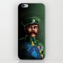 Lieutenant Luigi iPhone Skin