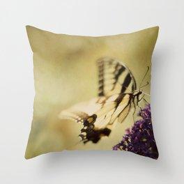 Never-to-be-forgotten Summer Throw Pillow