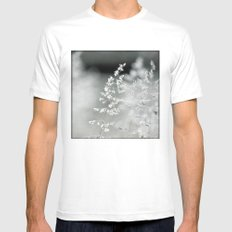 in the wind Mens Fitted Tee White MEDIUM