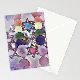 Chakra Merkaba Stationery Cards