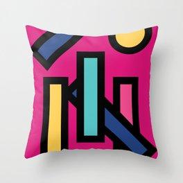 OLIMPICS Throw Pillow