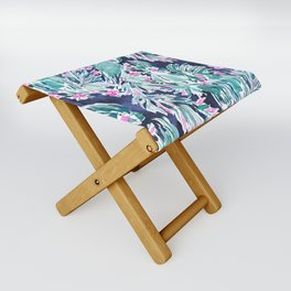PALMY & COCKY Palm Cockatoo Folding Stool