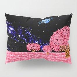 Celestial Fields of Fleeting Dreams Pillow Sham
