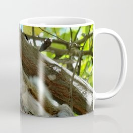 Mouthful squirrel Coffee Mug