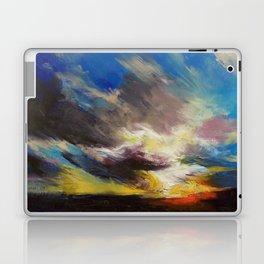 Cloudburst Laptop & iPad Skin