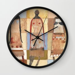 A Part Of Us Wall Clock