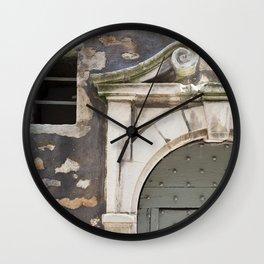 Beautiful Door Wall Clock