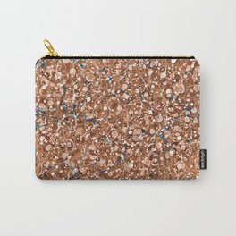 Vintage Marbled Texture - Organic Overdose Carry-All Pouch