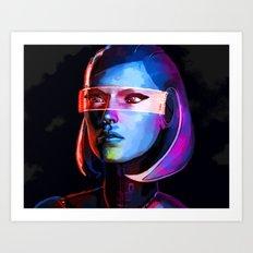 EDI Art Print