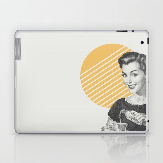 When Life Hands You Lemon Juice Concentrate -- Make Lemonade. Laptop & iPad Skin
