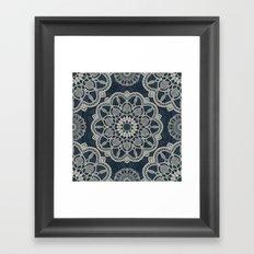 Mandala 17/2 Framed Art Print