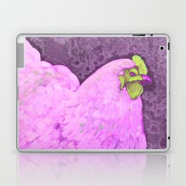 Pink Orp Laptop & iPad Skin