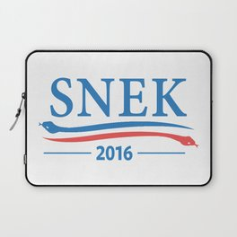 Snek for President 2016 Laptop Sleeve