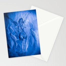 Hot and cold 100 Stationery Cards