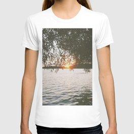 Evening at the Lake T-shirt