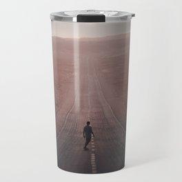 Road Trip - Fine Art Photograph Travel Mug