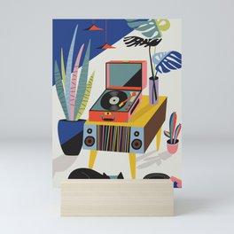 Chill out Saturday Mini Art Print