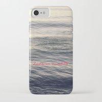 hakuna iPhone & iPod Cases featuring Hakuna Matata by Christine Hall