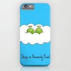 Sleep in Heavenly Peas! iPhone 6s Slim Case