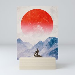 Sun Seekers Mini Art Print
