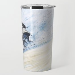 'The Seasons Turn' Travel Mug